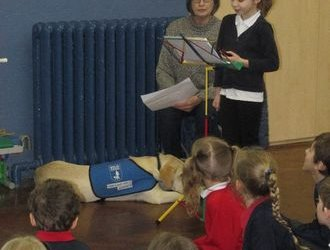 Guide Dog Assembly