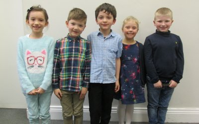 Be Stannington Infant School's Prime Minister for the day!