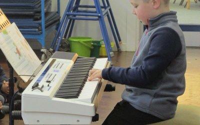 Piano Assembly