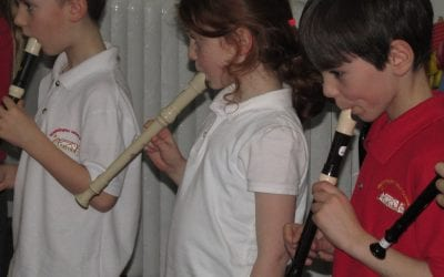Class 5 recorder assembly