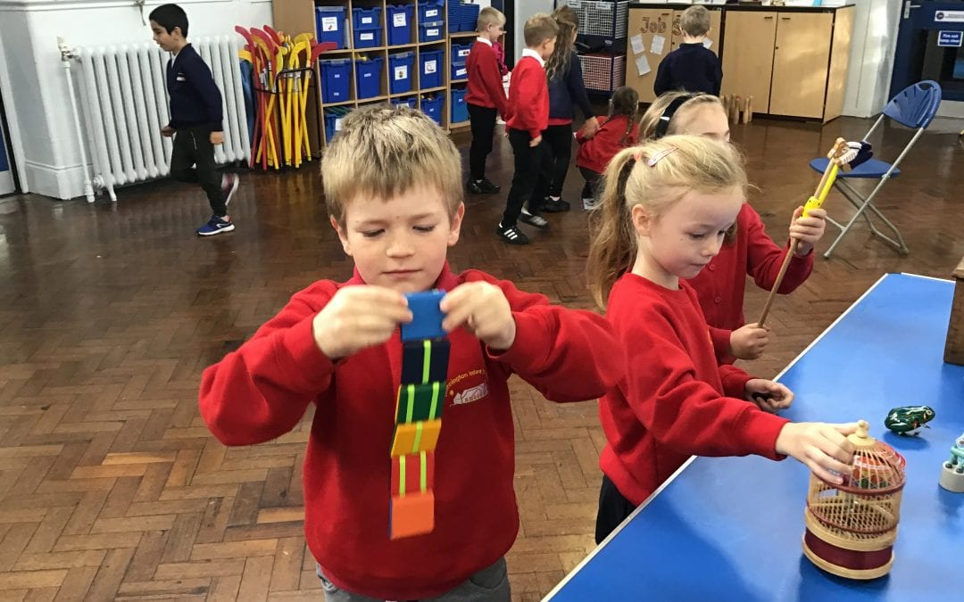Year 2 Toy Day